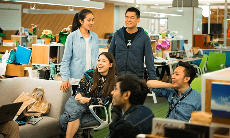 Du học Singapore trau dồi kỹ năng giao tiếp