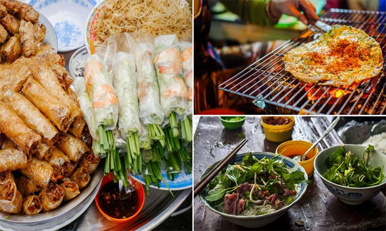 Thưởng thức món Việt tại Singapore