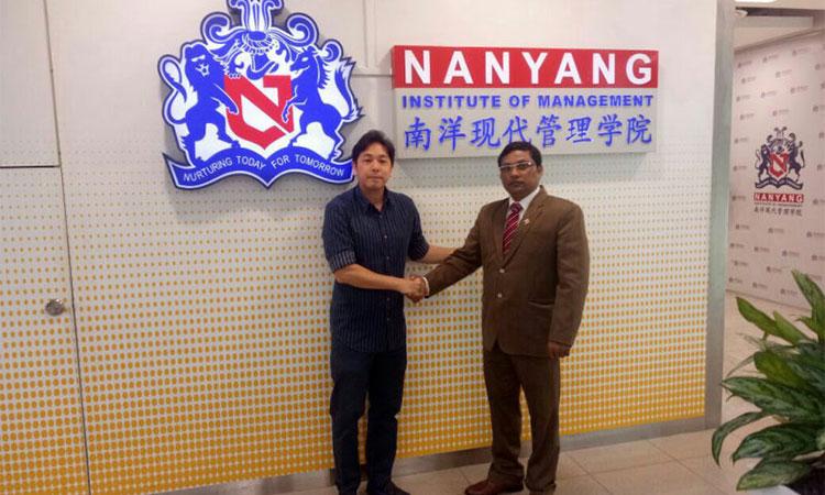 Các mức học bổng hấp dẫn từ học viện quản lý Nanyang Singapore