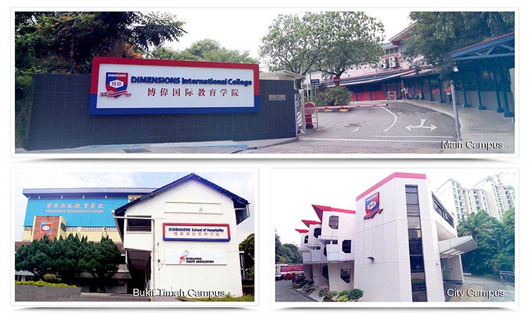 Cao đẳng quốc tế Dimensions Top 10 trường được đánh giá cao bởi Bộ giáo dục Singapore