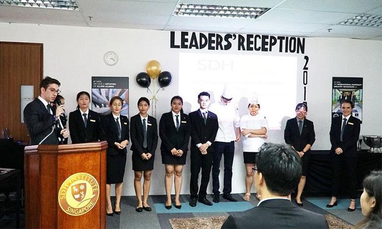 Học viện SDH (School D'Hospitality)