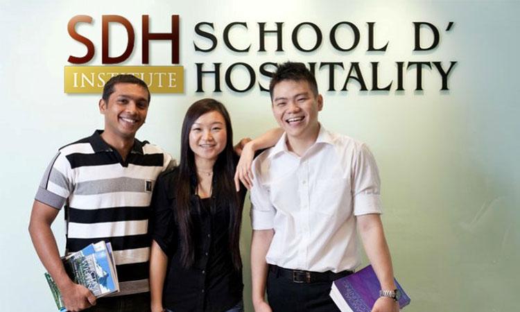 Học viện SDH Singapore: học bổng, ngành học, chi phí và cơ hội việc làm