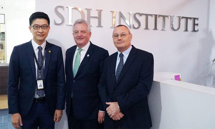 Học viện SHD đã được thành lập từ năm 2007 và càng ngày càng phát triển mạnh mẽ