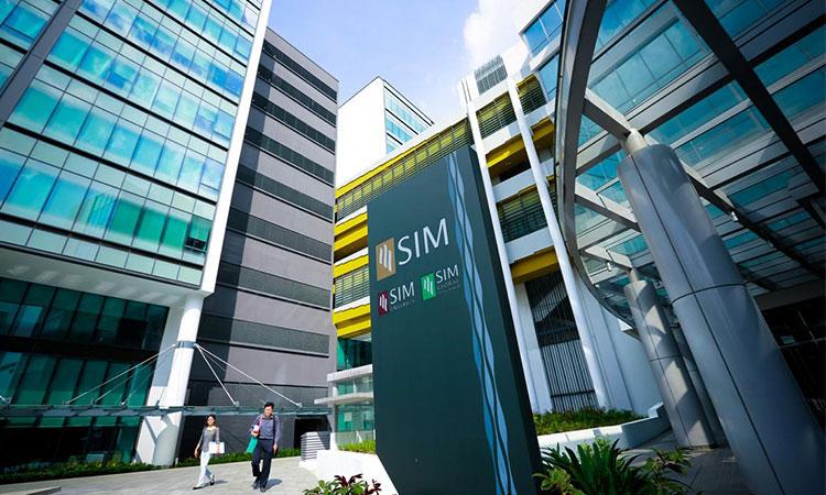Học viện SIM Singapore được thành lập vào năm 1964
