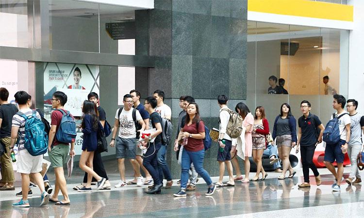 Học viện SIM Singapore hiện đang có có khoảng hơn 20.000 sinh viên theo học