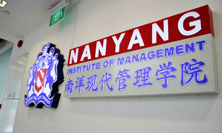 Mức học phí tại học viện quản lý Nanyang tương đối thích hợp với nhiều gia đình