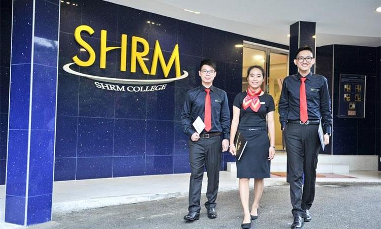 SHRM Singapore: Trường Quản trị du lịch khách sạn chất lượng hàng đầu