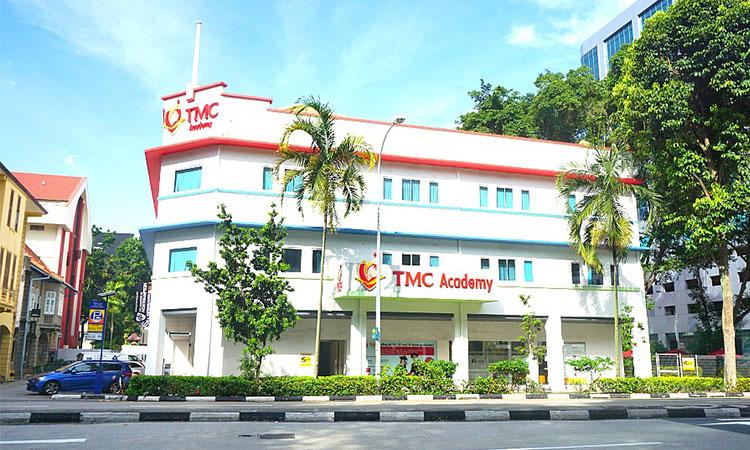 Cơ sở hạ tầng vật chất của học viện TMC