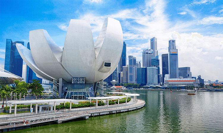 Cơ sở vật chất tại Singapore rất hiện đại