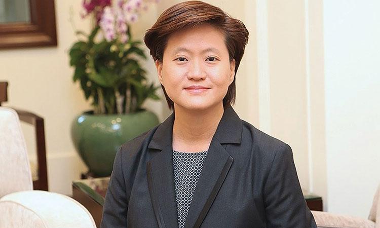 Đại sứ của Singapore tại Việt Nam Catherine Wong Siow Ping