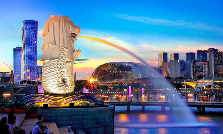 Đảo quốc Sư Tử là điểm đến của nhiều du khách, du học sinh quốc tế và người lao động nước ngoài