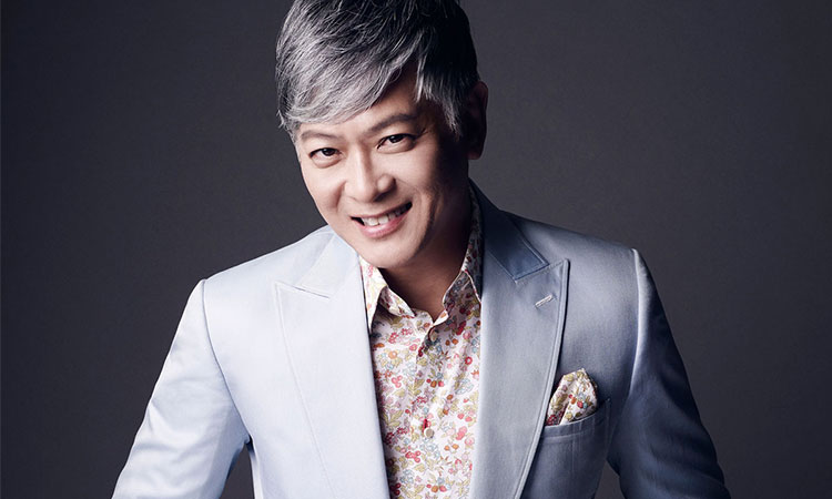 Dick Lee là nghệ sĩ gạo cội của làng giải trí Singapore