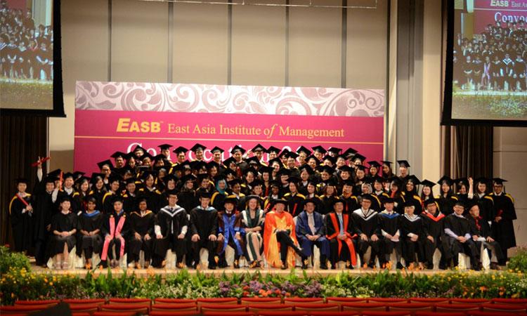 EASB đạt được rất nhiều thành tựu trong quá trình hoạt động