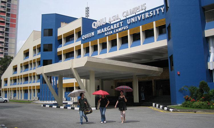 EASB liên kết với rất nhiều trường đại học danh tiếng trên thế giới, trong đó có Queen Margaret