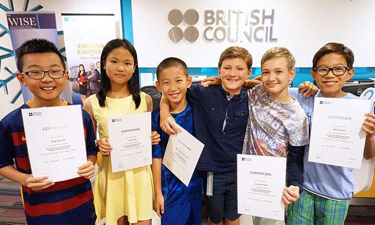 Học tiếng Anh tại Singapore là xu hướng trong nhiều năm trở lại đây