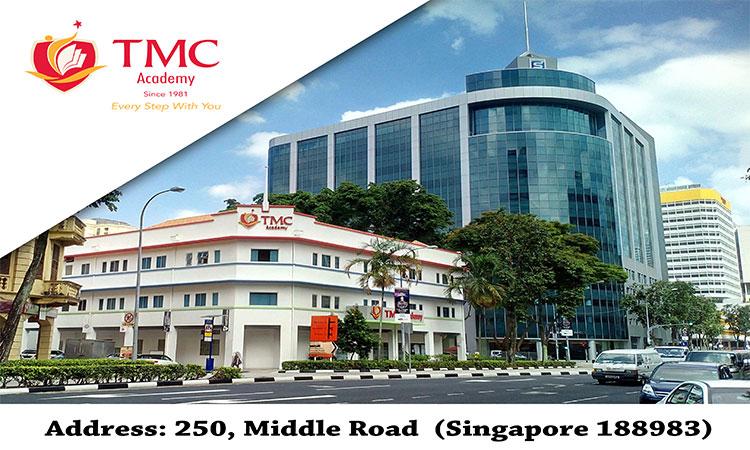 Học viện TMC Singapore: Học bổng, học phí, ngành học và cơ hội việc làm