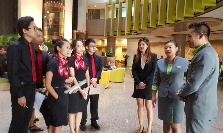 Ngành quản trị khách sạn cũng được rất nhiều du học sinh lựa chọn