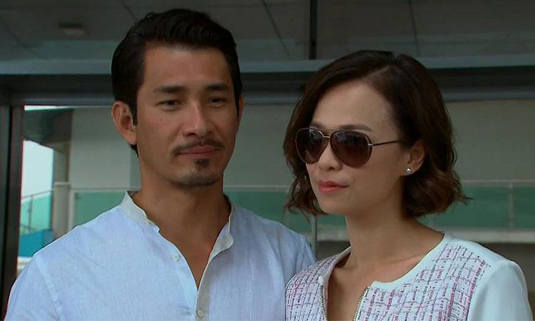 """""""Nhân danh công lý"""" - bộ phim truyền hình Singapore hay để lại một bài học cho những người phụ nữ có gia đình"""