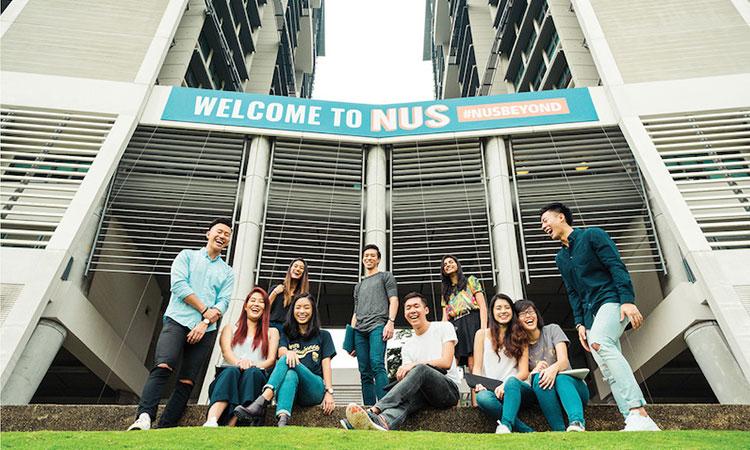 NUS - cánh cửa mở ra tương lai thành công cho các bạn trẻ