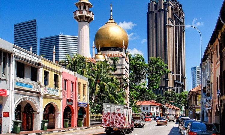 Phần lớn người Singapore theo đạo Hồi