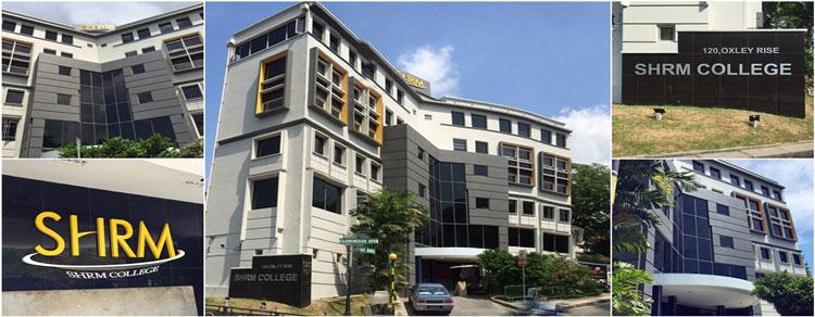 SHRM College là ngôi trường đào tạo về ngành quản trị du lịch khách sạn tốt tại Singapore