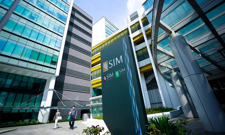 Singapore Institute Of Management (SIM) đạt Edutrust từ năm 2018
