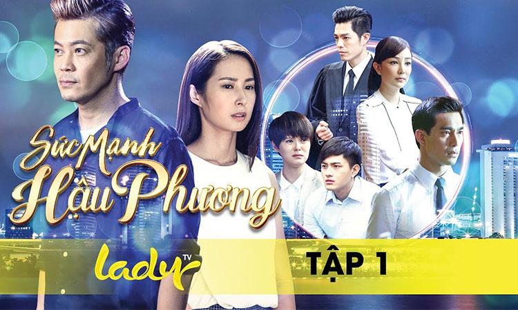 Sức mạnh hậu phương - Bộ phim truyền hình Singapore là sự thử thách dành cho gia đình
