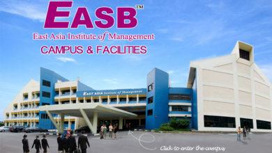 Học viện EASB Singapore: Trường chuyên về quản trị kinh doanh, du lịch khách sạn