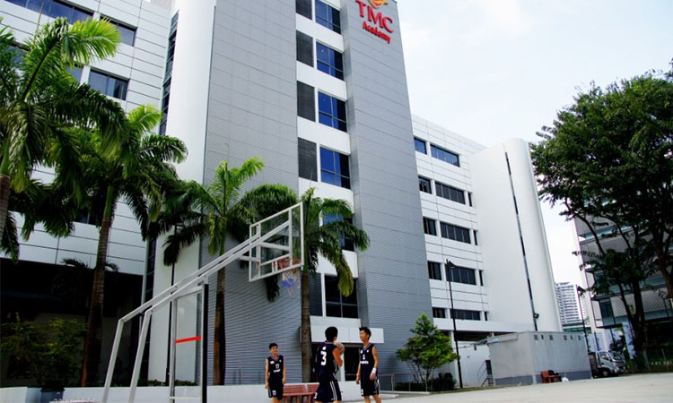 Tổng quan và lịch sử thành lập Học Viện TMC