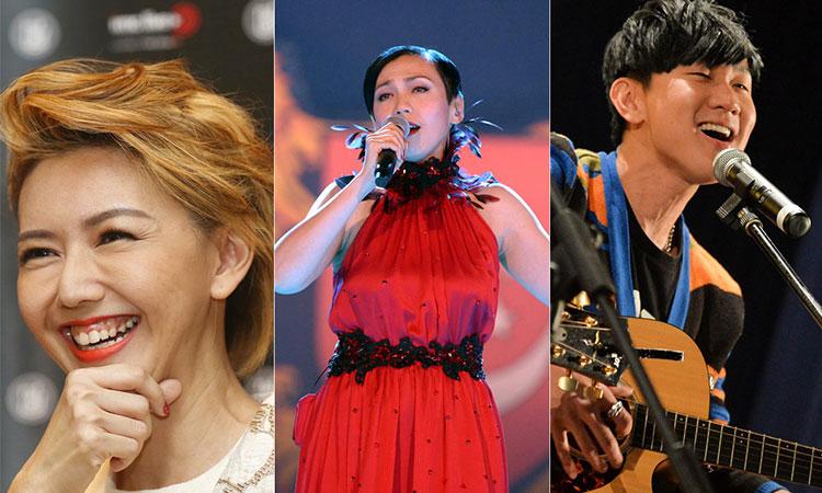 Top 10 ca sĩ nổi tiếng nhất tại Singapore, bạn biết những ai?