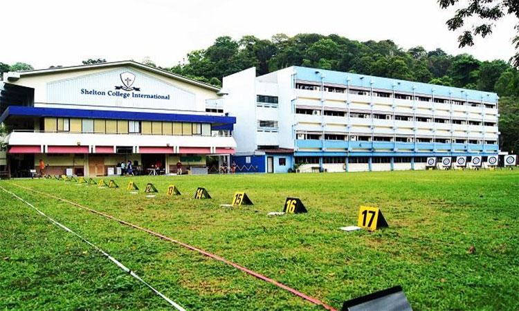 Trường cao đẳng quốc tế Shelton là trường tư thục uy tín hàng đầu tại Singapore