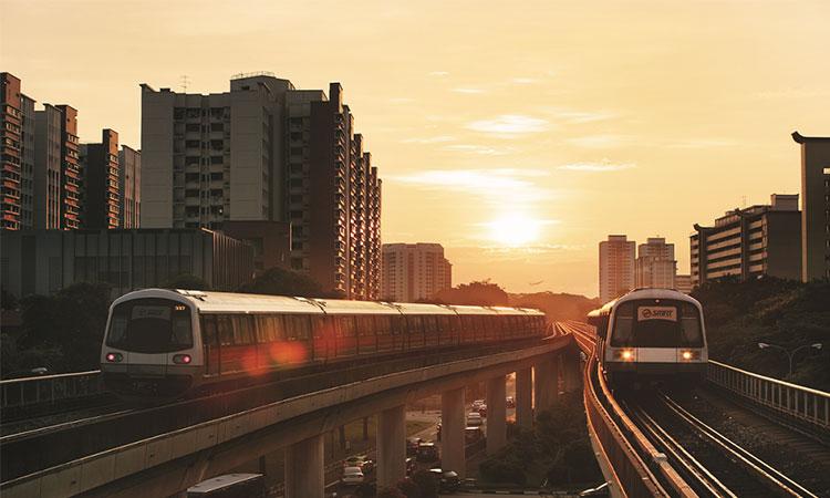 Xe bus, MRT được sử dụng nhiều tại Singapore