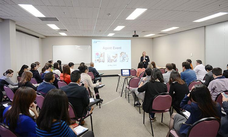 Cơ sở giảng dạy khang trang, hiện đại của Trường Academies Australasia College (AAC)
