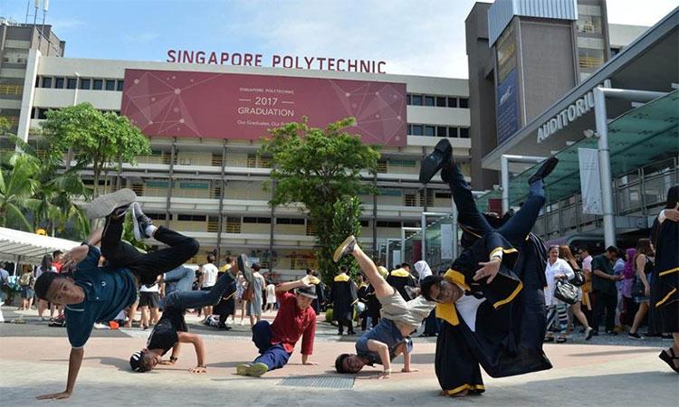 Đại học bách khoa Singapore có môi trường học tập năng động
