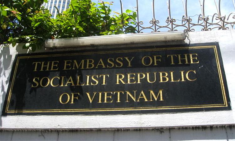 Địa chỉ đại sứ quán Việt Nam tại Singapore
