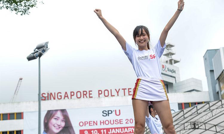 Du học Singapore Polytechnic University là lựa chọn mở ra tương lai tươi sáng