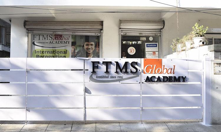 FTMS sở hữu cơ sở vật chất hiện đại