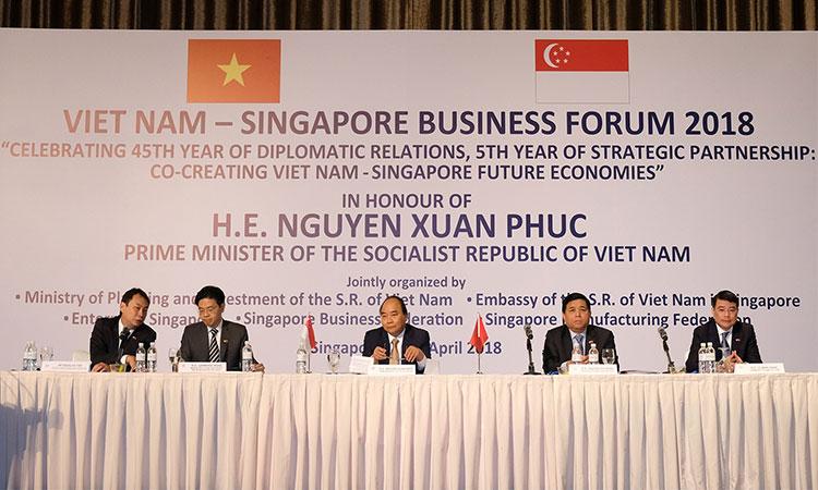 Mối quan hệ ngoại giao giữa Việt Nam và Singapore