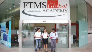 Trường FTMS Global Academy Singapore - học bổng, ngành học, chi phí và cơ hội việc làm