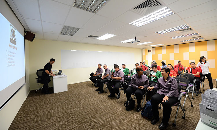Các chương trình học nghề tại Singapore