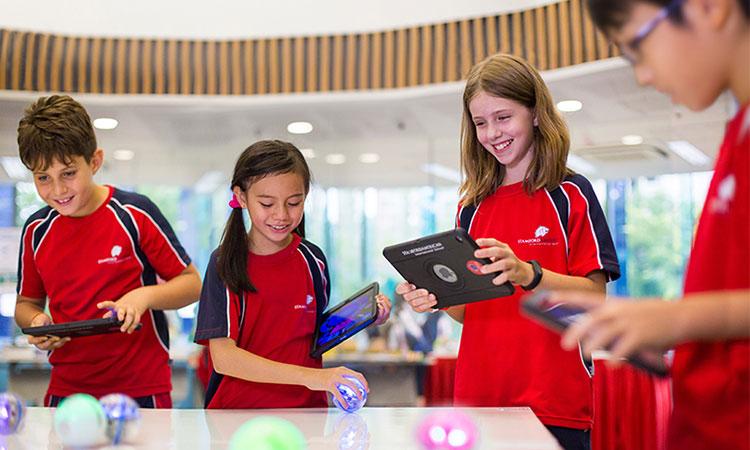Học sinh sẽ có nhiều cơ hội trải nghiệm tại các trường tư thục ở Singapore
