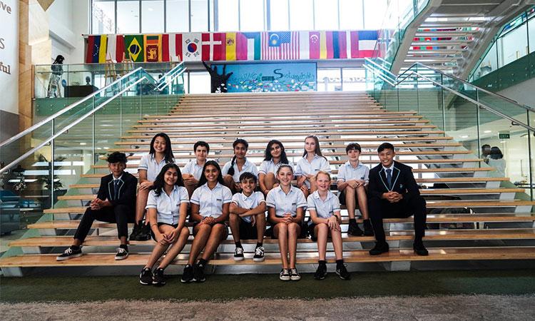 Học viện thế giới GEMS tại Singapore cho du học sinh
