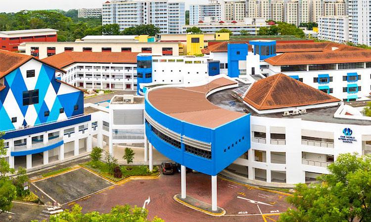 Trường One World International School tại Singapore