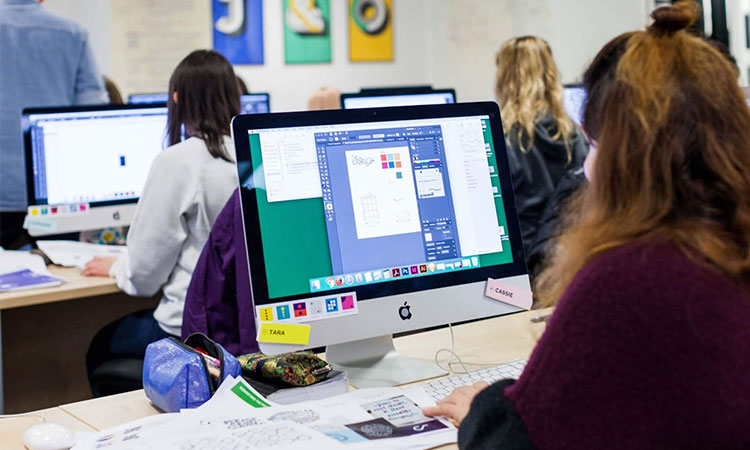 Cách thức đăng ký các ngành học Thiết kế đồ hoạ