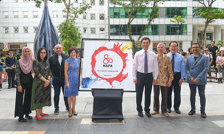 Học Thiết kế đồ hoạ ở Singapore tại trường Nanyang Academy of Fine Art