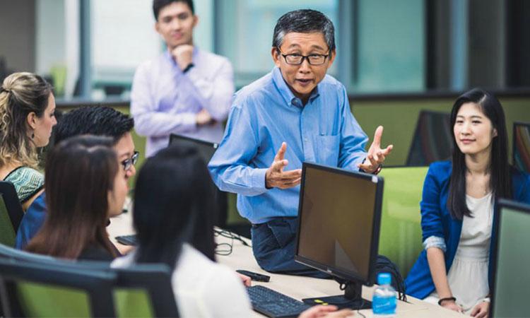 Học tập và du học tại Singapore dành cho sinh viên quốc tế