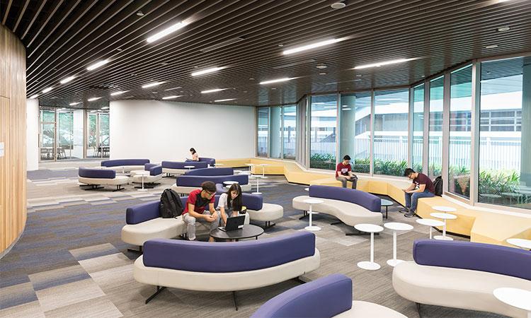 Nhập học tại NTU dành cho sinh viên quốc tế