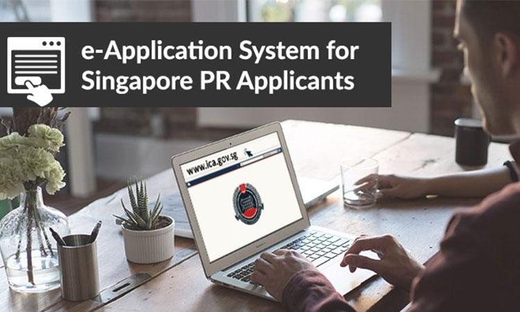 Đăng ký tại Cơ quan quản lý xuất nhập cảnh và kiểm tra (ICA) của Singapore