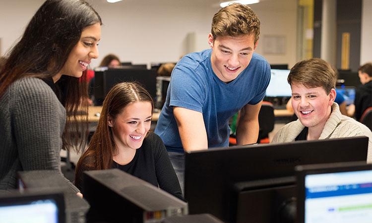 Học bổng du học Singapore ngành công nghệ thông tin