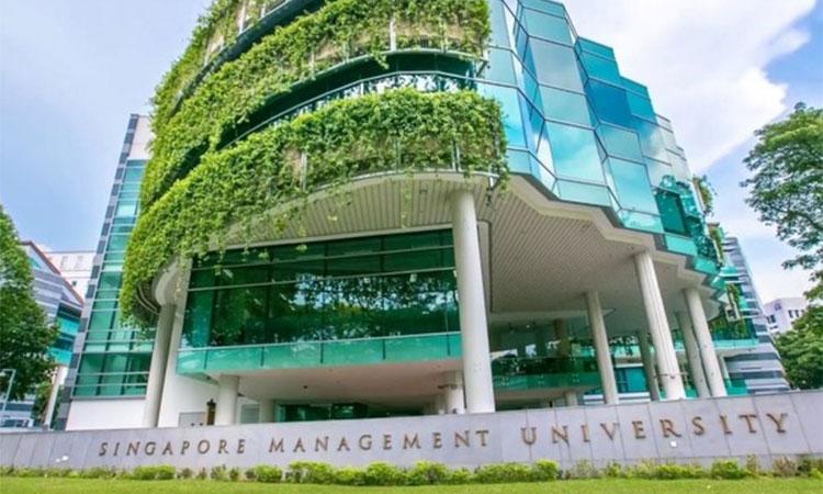 Học tập tại Đại học Quản lý Singapore